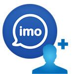 Как добавить контакт в imo